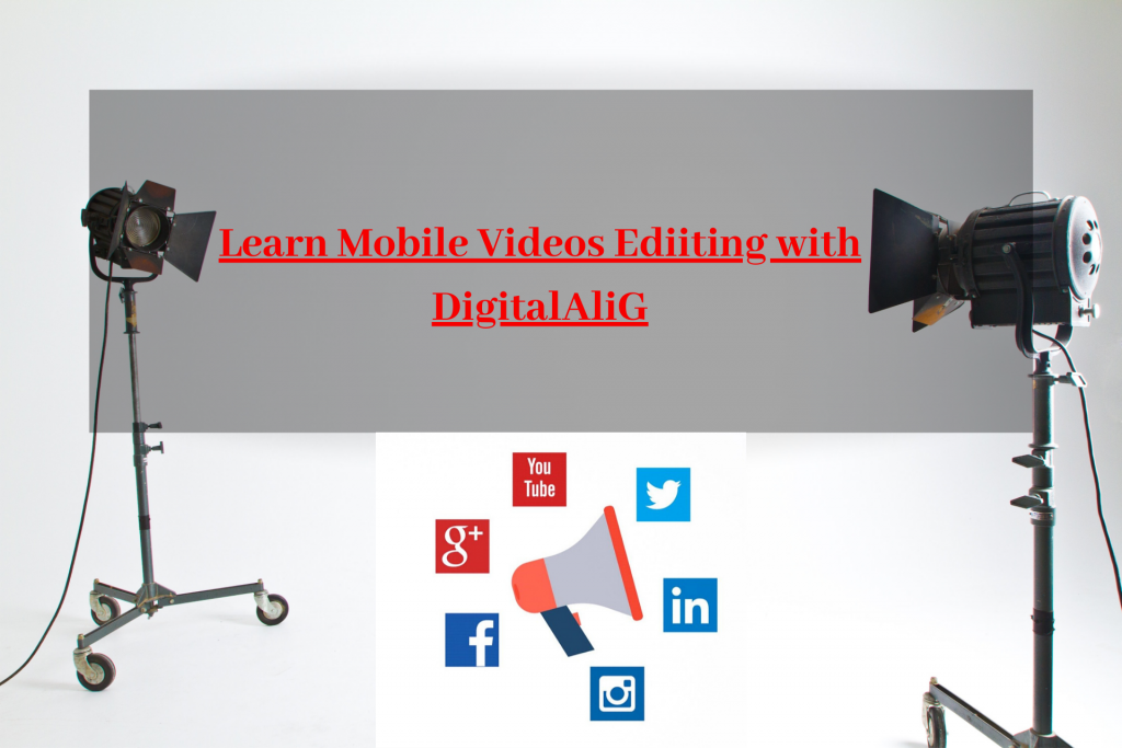 Learn Mobile Video Editing in Aligarh