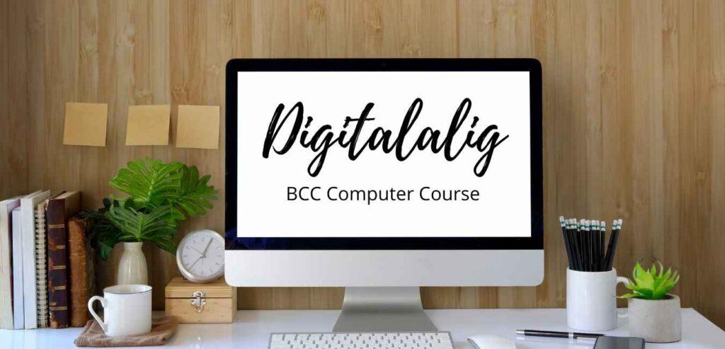 BCC Computer Course in Aligarh